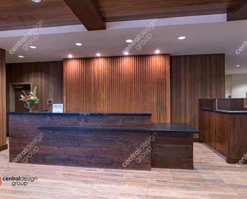 Fairfield Inn and Suites Interior Design