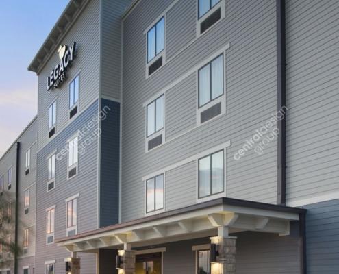 Legacy Suites Hotel Design